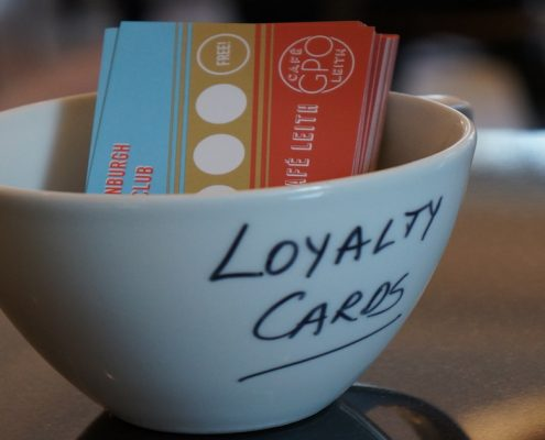 GPO Loyalty cards